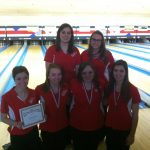 Girls Bowling Finish 3rd At TVC Tournament!