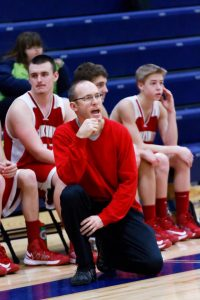 Freshman Boys Basketball vs. Goodrich