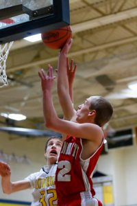 JV Boys Basketball vs. Goodrich