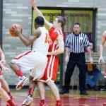 Boys Varsity Basketball Fall To Bridgeport