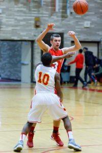 Varsity Boys Basketball vs. Bridgeport