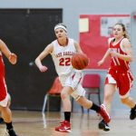Varsity Girls Basketball Defeat Caro In First Round Of Districts