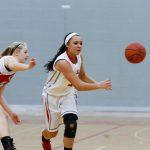 Girls Varsity Basketball Have Complete Game vs. Millington