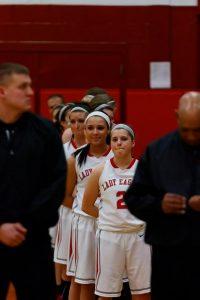 Varsity Girls Basketball vs. LakeVille