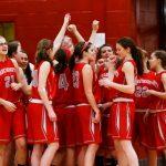 Girls Varsity Basketball End Season On High Note
