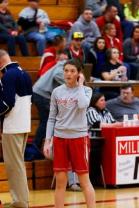 Varsity Girls Basketball vs. Flint-Powers
