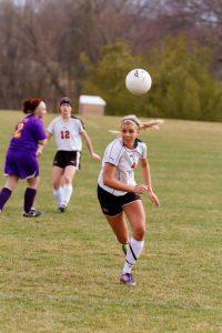 Varsity Girls Soccer vs. Caro