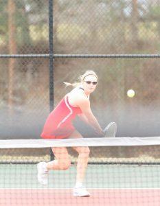 Girls Tennis vs. Flint-Kearsley