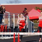 Girls Track On A Roll