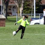 Frankenmuth High School Soccer Varsity Girls beats Birch Run High School 2-0