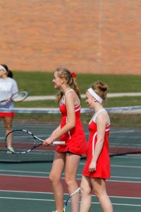 Girls Tennis vs. Midland