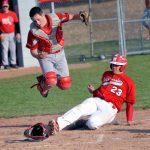 Frankenmuth High School Baseball Varsity beats Millington High School 7-2