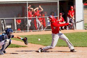 Varsity Baseball vs. Garber