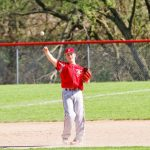 Frankenmuth High School Baseball Varsity beats Kearsley High School 11-6