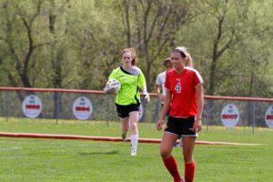 Girls Varisty Soccer Eagle Invite