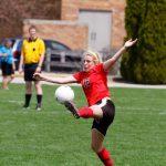 Frankenmuth High School Soccer Varsity Girls beats North Branch High School 6-0