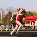 Girls Track Finishes 1st @ Birch Run