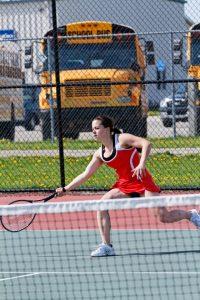 Girls Tennis @ Ovid-Elsie