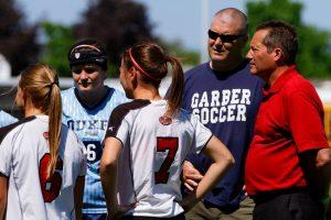 Girls Soccer vs. Garber