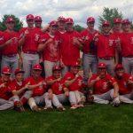 Frankenmuth High School Baseball Varsity beats Reese High School 9-4