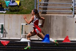 Track State Finals @ Comstock Park