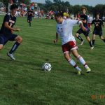 Frankenmuth High School Soccer Varsity Boys beats Powers Catholic High School 3-0