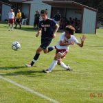 Frankenmuth High School Soccer Varsity Boys falls to Valley Lutheran High School 1-3