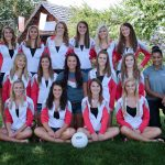 Frankenmuth High School Volleyball Varsity finishes 3rd place at Cros-Lex Pioneer Invite