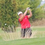 Frankenmuth High School Golf Varsity Girls finishes 2nd place at Valley Lutheran