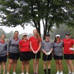 Frankenmuth High School Golf Varsity Girls finishes 7th place at Garber