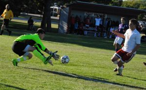 Varsity Football vs. Birch Run