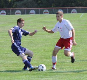 Boys Varsity Soccer vs. North Branch
