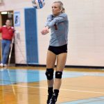 Frankenmuth High School Volleyball Varsity falls to North Branch High School 2-3