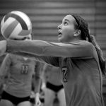 Frankenmuth High School Volleyball Varsity finishes 1st place at Eagle Invitational
