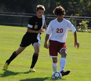 Boys Varsity Soccer vs. Lakeville