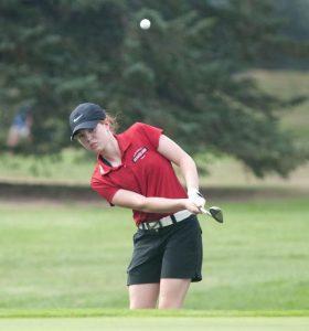 Girls Varisty Golf
