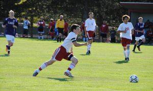 Boys Varsity Soccer vs. Caro