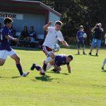 Frankenmuth High School Soccer Varsity Boys beats LakeVille High School 8-0