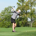 Frankenmuth High School Golf Varsity Girls finishes 17th place at Novi Invite @ (Cattails Golf Course)