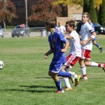 Frankenmuth High School Soccer Varsity Boys beats Midland High School 3-0