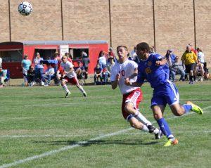 Boys Varsity Soccer vs. Midland