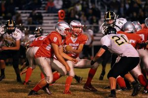 Varsity Football vs. Lakeville (Homecoming)