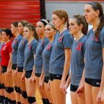 Frankenmuth High School Volleyball Varsity beats Millington High School 3-0