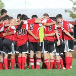 Frankenmuth High School Soccer Varsity Boys beats Kearsley High School 5-0