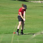 Frankenmuth High School Golf Varsity Girls finishes 6th place at MHSAA 2013 Girls Golf Finals Div 4-Individual Results