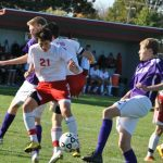 Frankenmuth High School Soccer Varsity Boys beats Caro High School 4-0