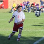 Frankenmuth High School Soccer Varsity Boys falls to Garber High School 2-3