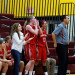 Frankenmuth High School Basketball Varsity Girls beats Bay City Western High School 70-25