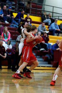 Varsity Girls Basketball vs. Reese