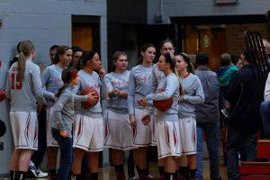 Girls Varsity Basketball vs. Bay City Western